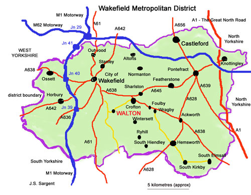 City of Wakefield Metropolitan District