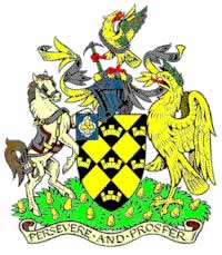 Wakefield & District Coat of Arms