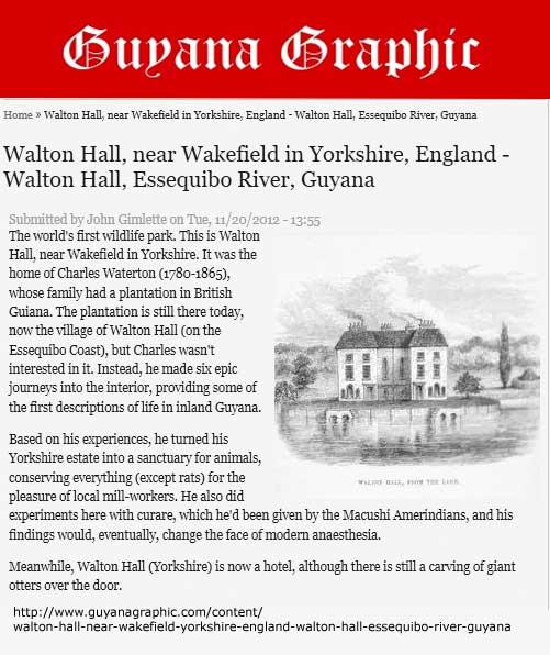 Walton Hall Hotel Menu